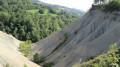 ravins de Corbeuf et hameau de Chastel