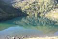 Reflets dans le lac de Bareilles