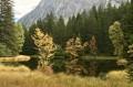 Reflets dans le Lac Punay