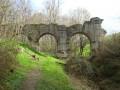 reste d'aqueduc romain