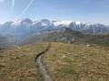 Pic du Mas de la Grave depuis le Col Saint-Georges