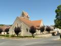 Reuil. L'église