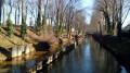 Rivière canalisée
