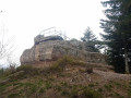 Les Roches d'Ormont - La cascade des Molières