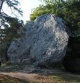 Rocher d'escalade de Château vieux