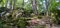 D'Étampes à Étréchy entre champs, bois et rochers
