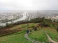 Rouen et la Seine