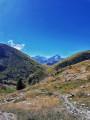 Route du col de Sarenne