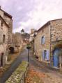 Rue de Montaigut-le-Blanc ...