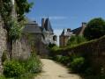 Autour de la Cité de Sainte-Suzanne