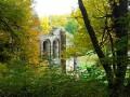 Ruine abbaye de Trois Fontaines
