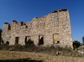 Ruine de l'ancienne bergerie