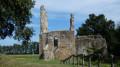 ruine du château Montfalcon