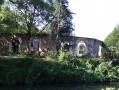 Ruines d'un atelier de la marbrerie