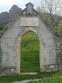 Ruines de la chapelle de Chaudun