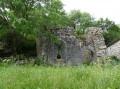 Ruines de la chapelle St Jean Baptiste