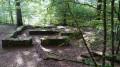 Ruines de la maison des ermites