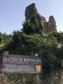Ruines du Château de Montaillou