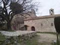 Ruines du Château de Montségur sur Lauzon et chapelle