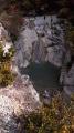 Le Ruisseau Léoux à partir de Saint-May