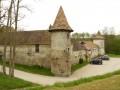 Saint Cyr sous Dourdan. La ferme des Tourelles