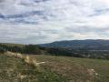 Tour de la colline de Chaucombet, depuis le complexe sportif de Caintin
