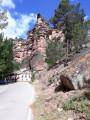 Sanctuaire et monolithe