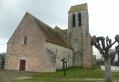 Églises médiévales au sud de Provins