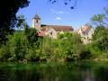Le miroir de Scey, le Castel Saint-Denis et le Grand Barmaud