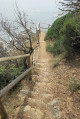 Sentier après le Cap Capon