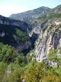 Les Gorges du Verdon  - Sentier de l'Imbut et accès Vidal