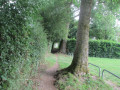 Sentier du Buffle à Etroeungt