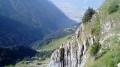 Sentier du jardin alpin