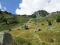 Le site du York Mallory au départ du Rivier d'Allemont