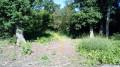 Sentier peu marqué