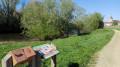 Sentier des mares à Louhans