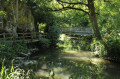 site naturel des grottes de Saulges
