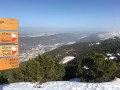 Sommet Crêt de la Neige