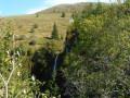 sommet de la grande cascade
