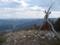 Sommet de la Montagne de Bluye