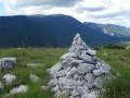Sommet de la Montagne de Sumiou