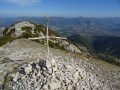 Montagne de la Clavelière et sommet de la Vanige