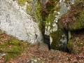 Le Plateau de la Madeleine, accès par la Grotte de Saint-Régnier