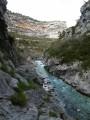 Les gorges du Verdon - Sentier Blanc-Martel