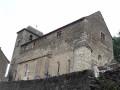 St georges de Camboulas: église romane