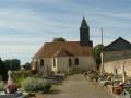 St Illiers le Bois. L'église