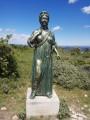 Statue d'une Vestale