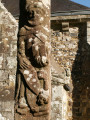 Statue de Saint-Marc
