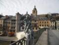 statue, emblème de saint Gêniez d'olt et d'Aubrac