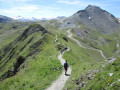 La crête de Fresse et le Pas de la Tovière depuis Tignes-Val Claret